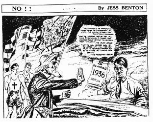 1936 Anmerkungen Zu Den Olympischen Winterspielen In Garmisch Partenkirchen