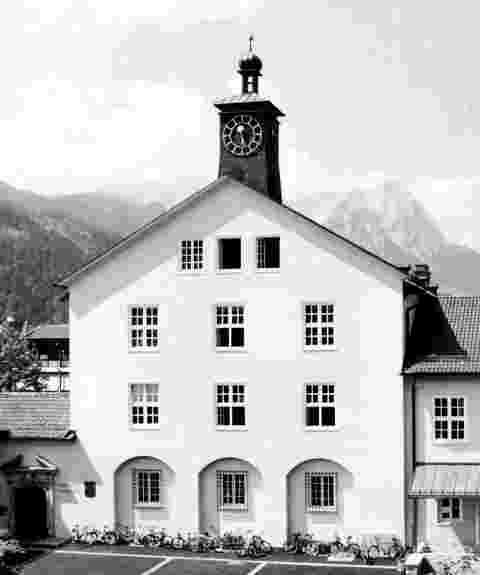 Werdenfels Gymnasium Garmisch Partenkirchen
